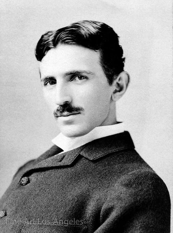 Inventor And Physicist Nikola Tesla History Lovers Club
