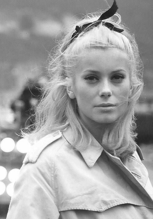 awesome catherine deneuve history lovers club